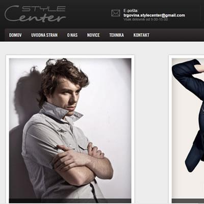 Stylecenter.si - spletni marketing