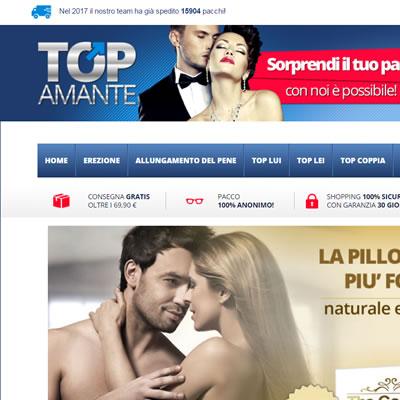 Top-amante.it - izdelava spletne trgovine in spletni marketing