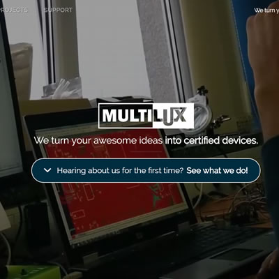 Multilux.eu - spletni marketing